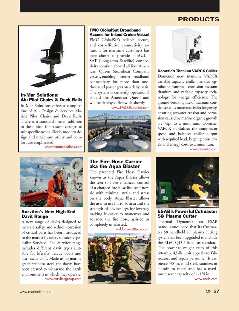 Marine News Magazine, page 57,  Jul 2019