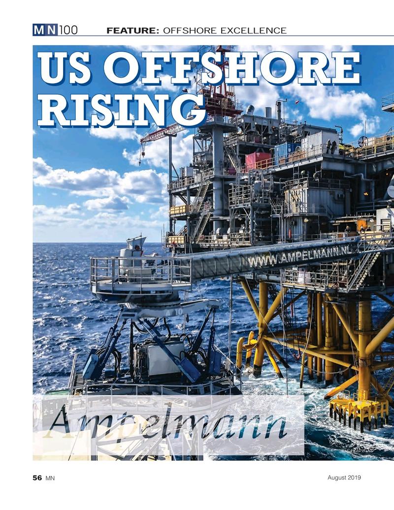 Marine News Magazine, page 56,  Aug 2019