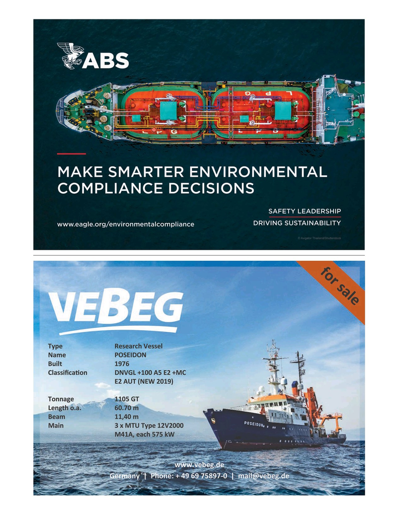 Marine News Magazine, page 11,  Sep 2019