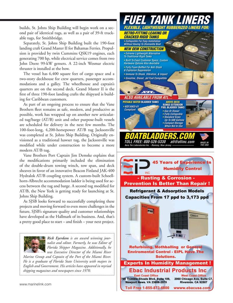 Marine News Magazine, page 36,  Sep 2019