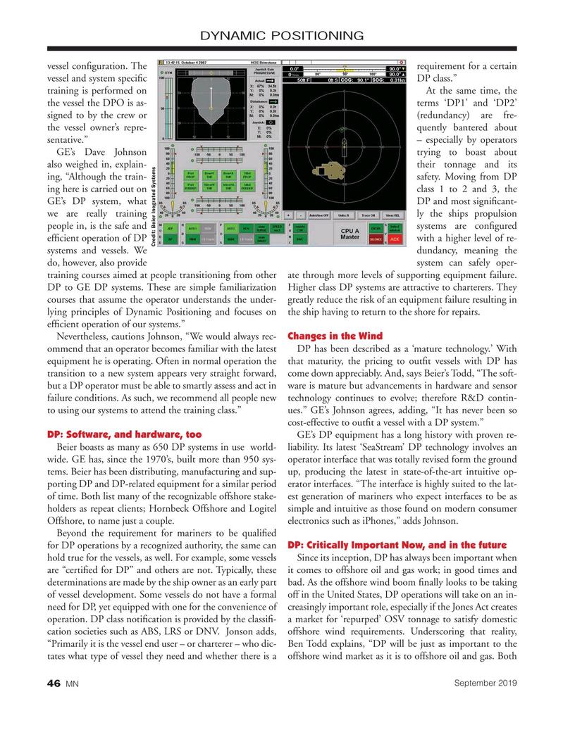 Marine News Magazine, page 46,  Sep 2019