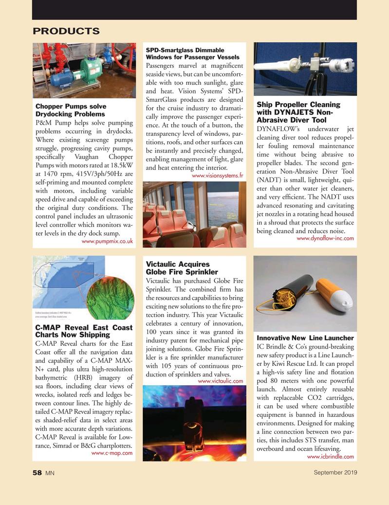 Marine News Magazine, page 58,  Sep 2019