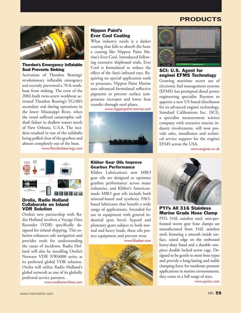 Marine News Magazine, page 59,  Sep 2019