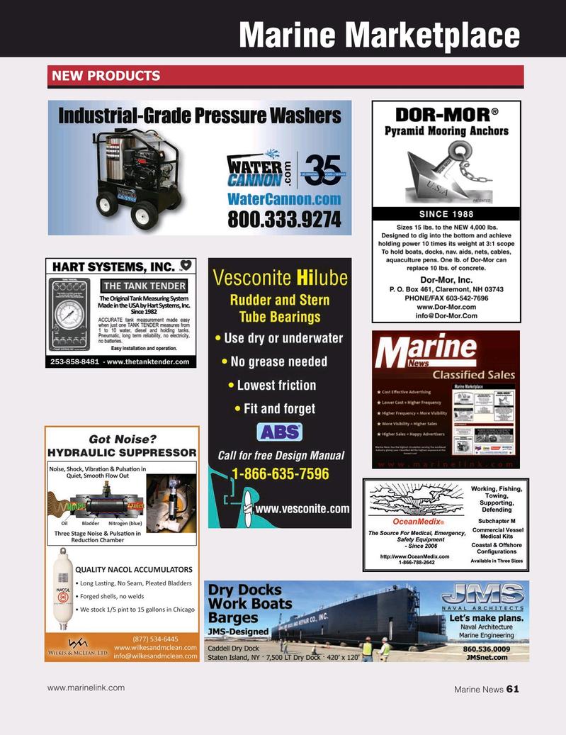 Marine News Magazine, page 61,  Sep 2019