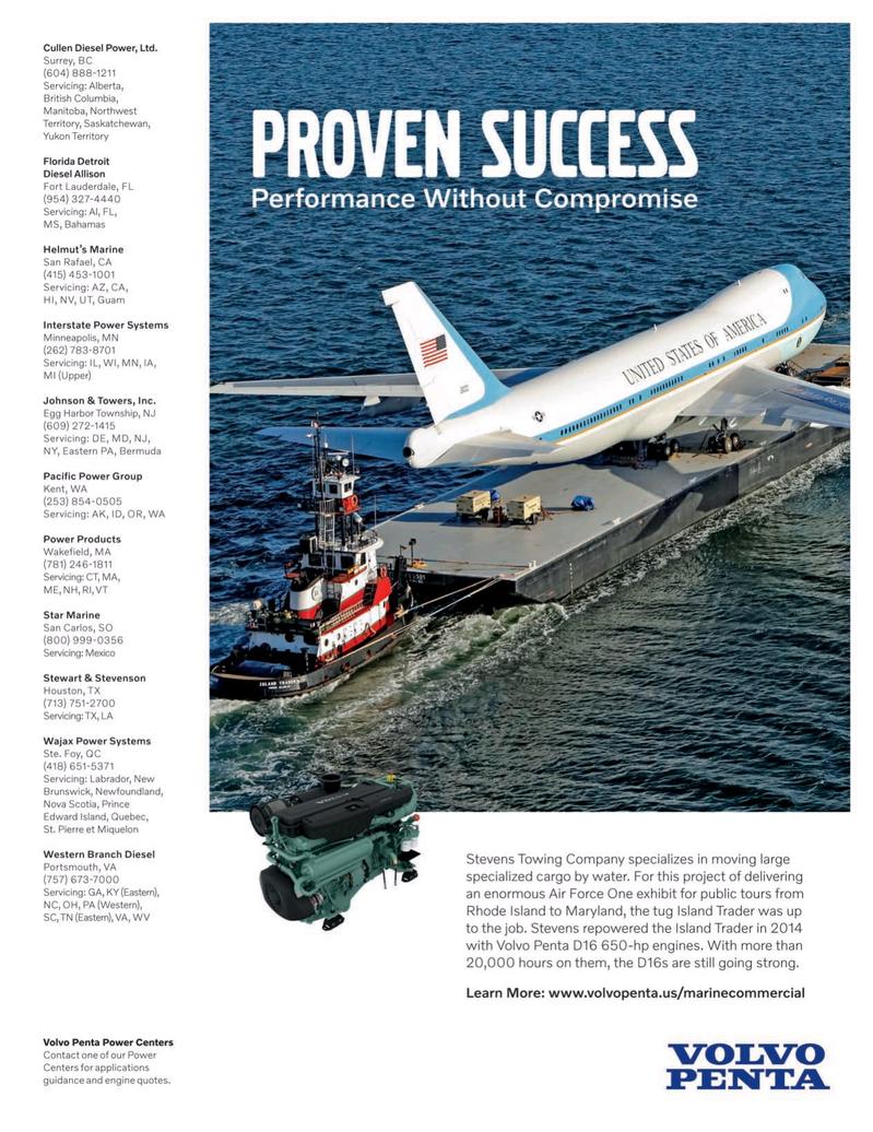 Marine News Magazine, page 13,  Nov 2019