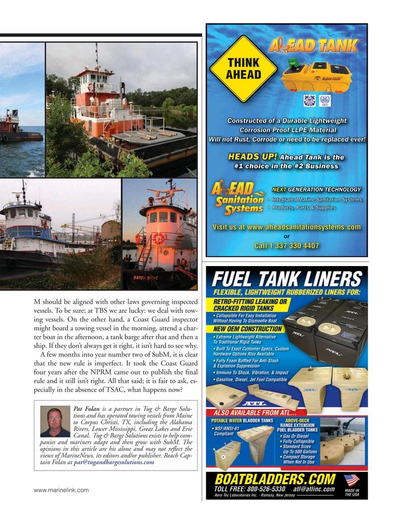Marine News Magazine, page 65,  Nov 2019
