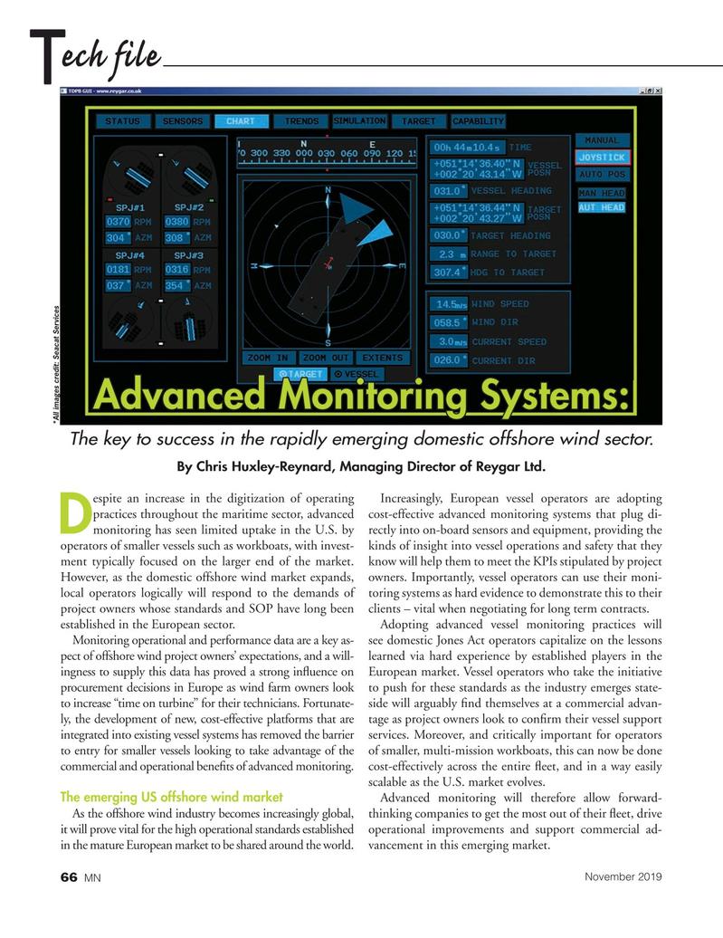 Marine News Magazine, page 66,  Nov 2019