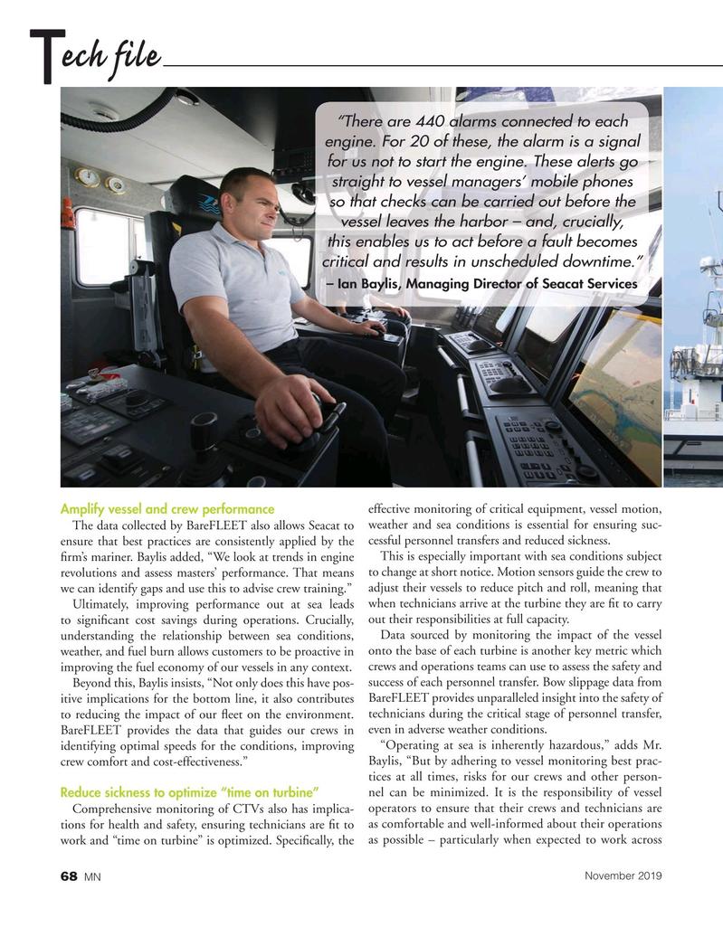 Marine News Magazine, page 68,  Nov 2019