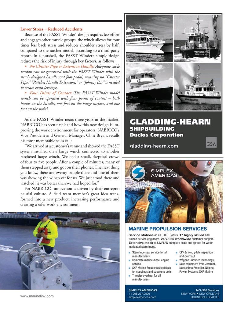 Marine News Magazine, page 71,  Nov 2019