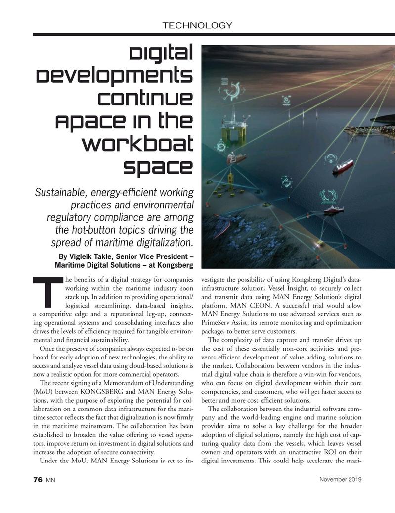 Marine News Magazine, page 76,  Nov 2019
