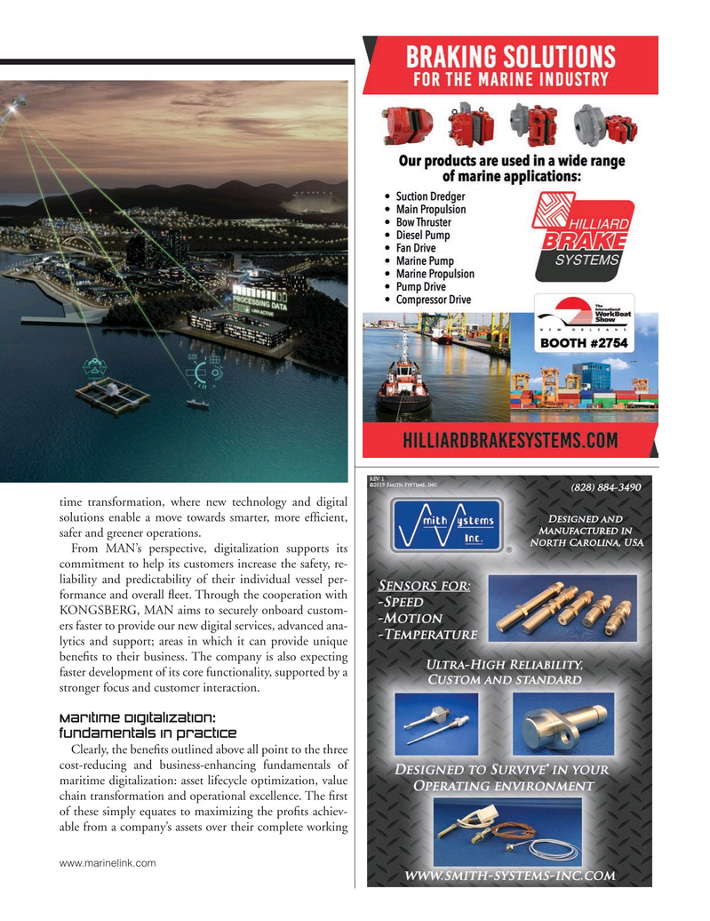 Marine News Magazine, page 77,  Nov 2019