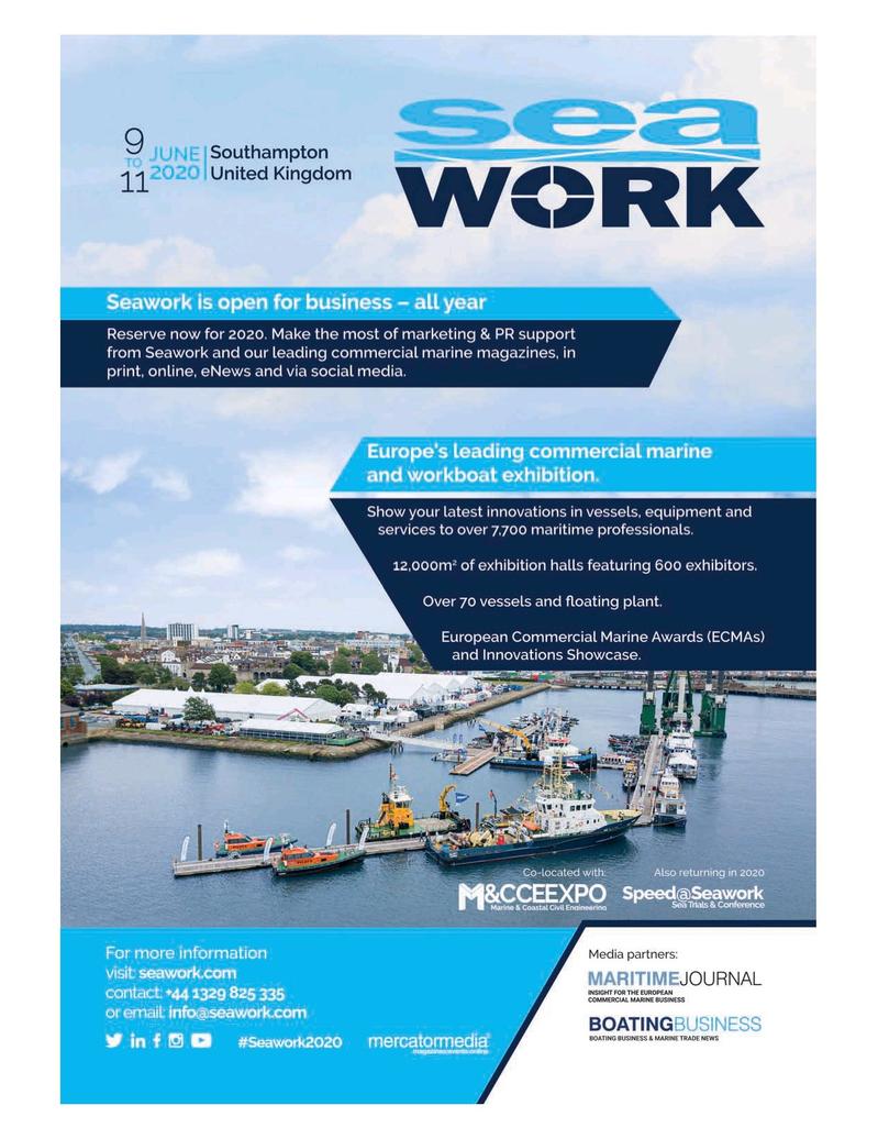 Marine News Magazine, page 91,  Nov 2019