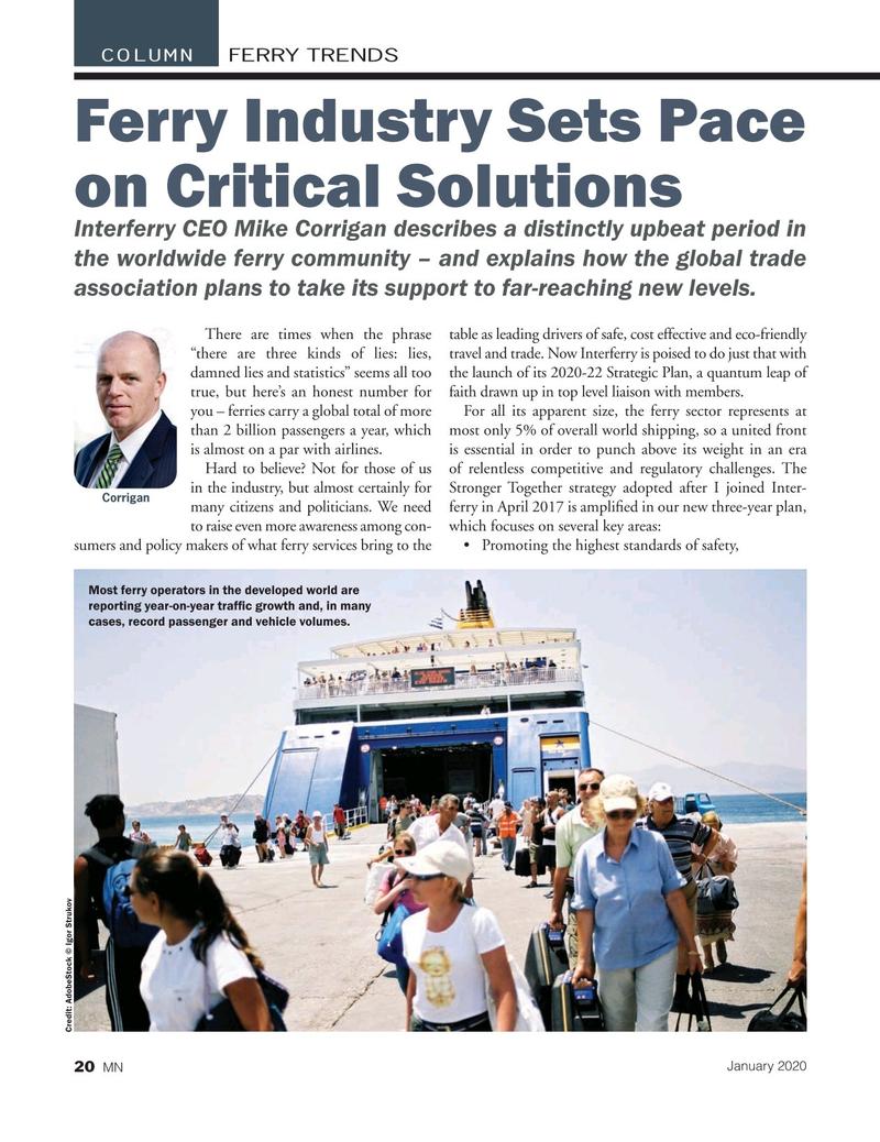 Marine News Magazine, page 20,  Jan 2020