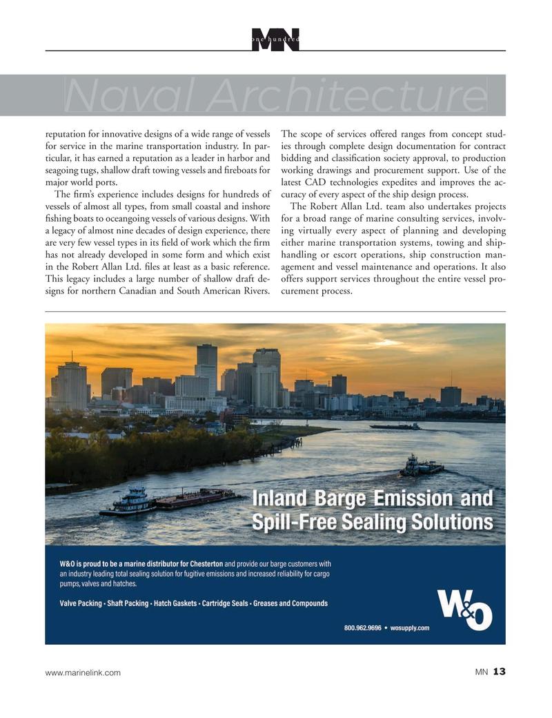 Marine News Magazine, page 13,  Aug 2020