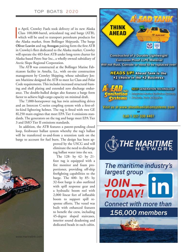Marine News Magazine, page 33,  Dec 2020