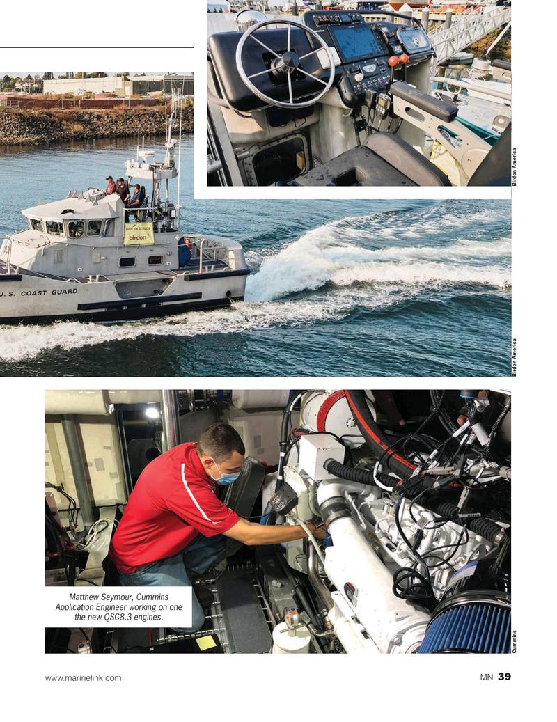 Marine News Magazine, page 39,  Dec 2020