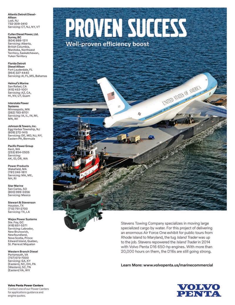 Marine News Magazine, page 3,  Dec 2020