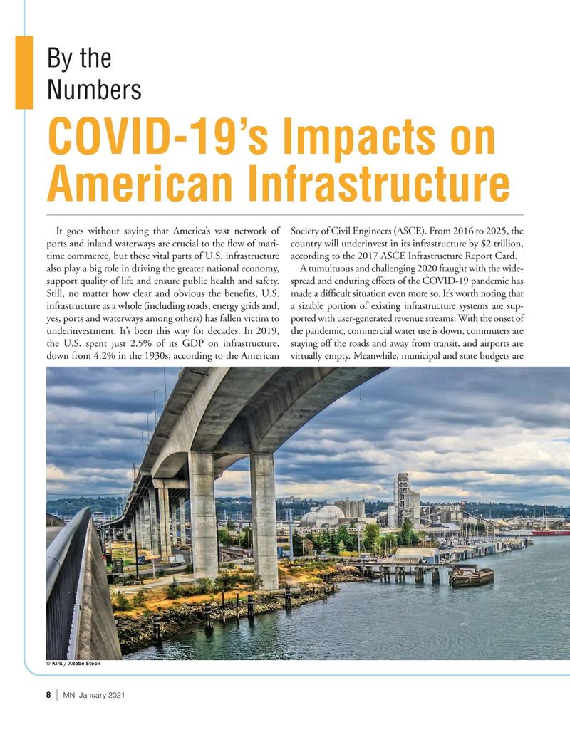 Marine News Magazine, page 8,  Jan 2021