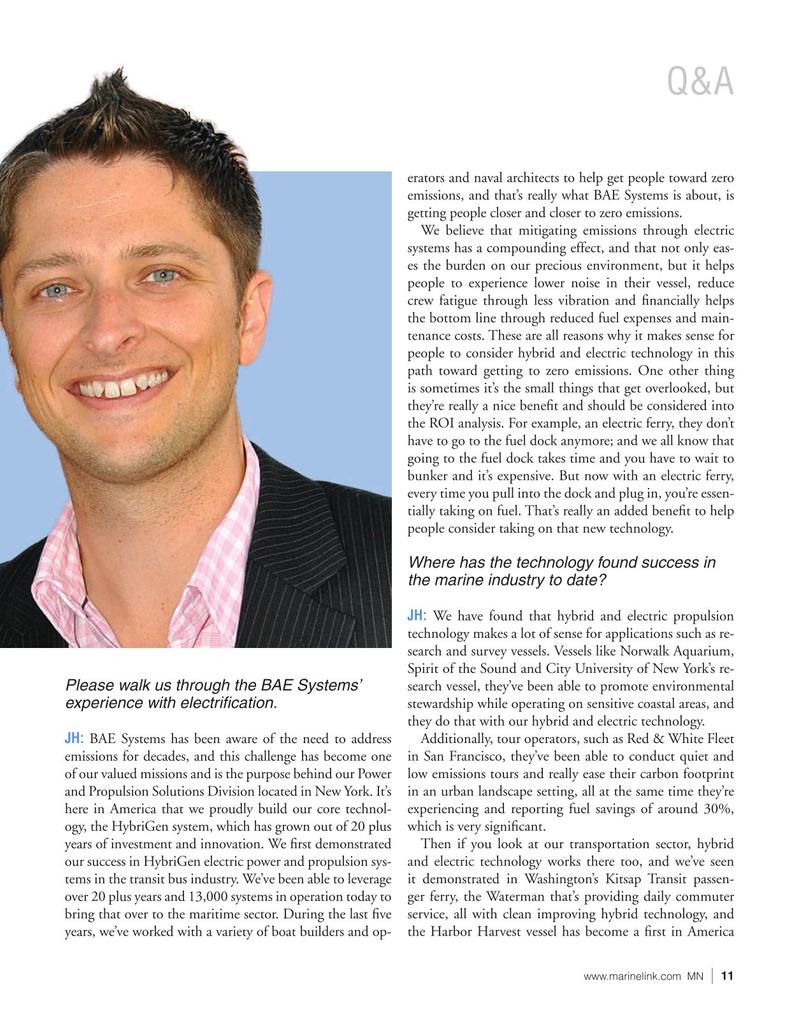 Marine News Magazine, page 11,  Jan 2021