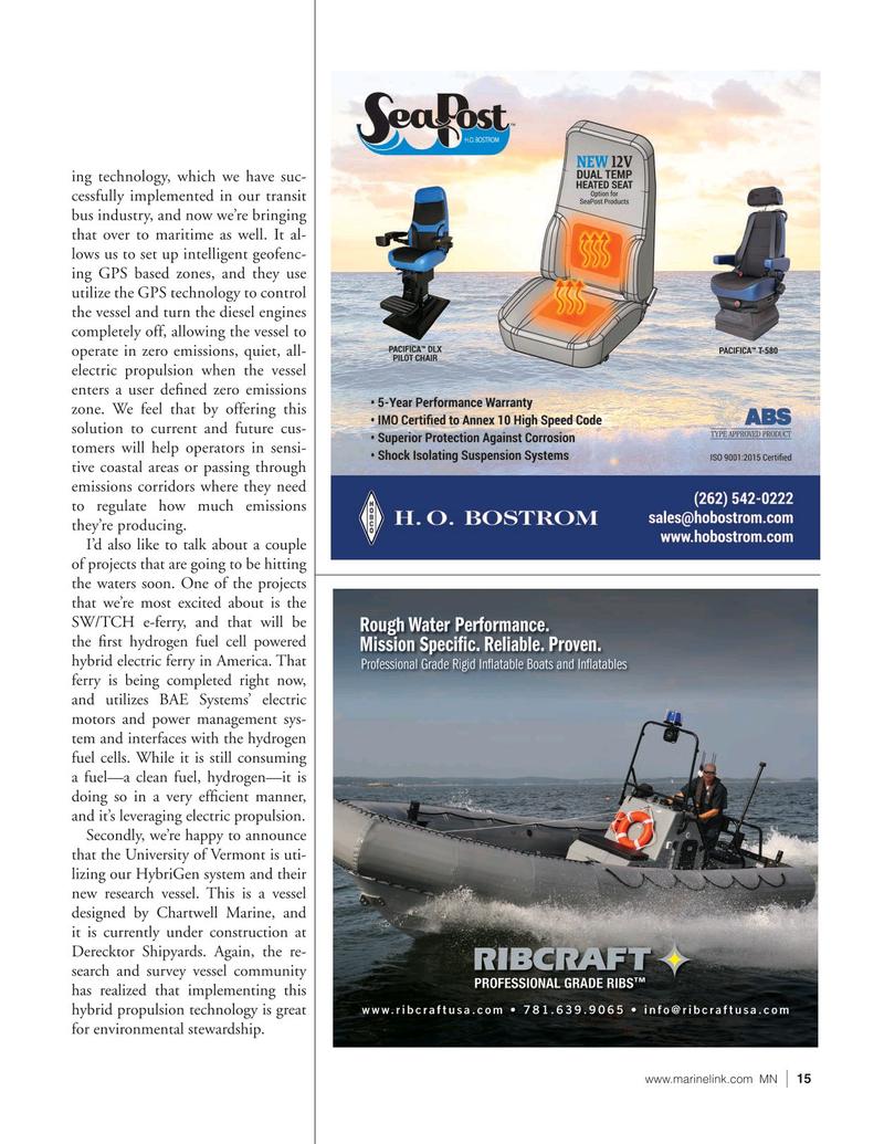Marine News Magazine, page 15,  Jan 2021