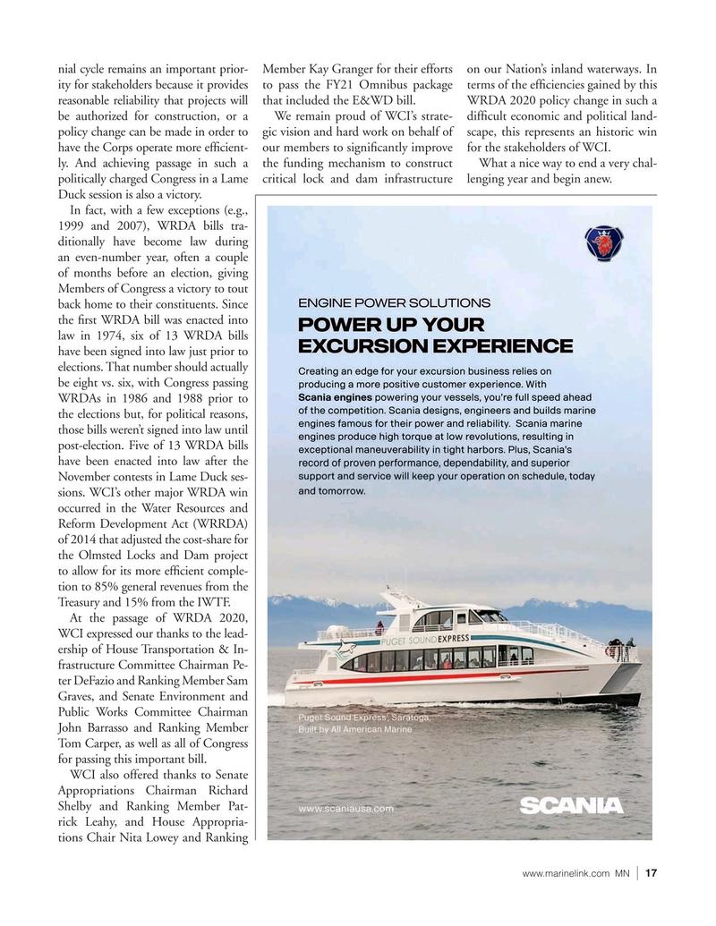 Marine News Magazine, page 17,  Jan 2021
