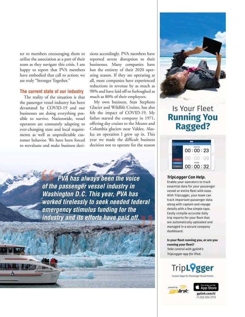 Marine News Magazine, page 21,  Jan 2021
