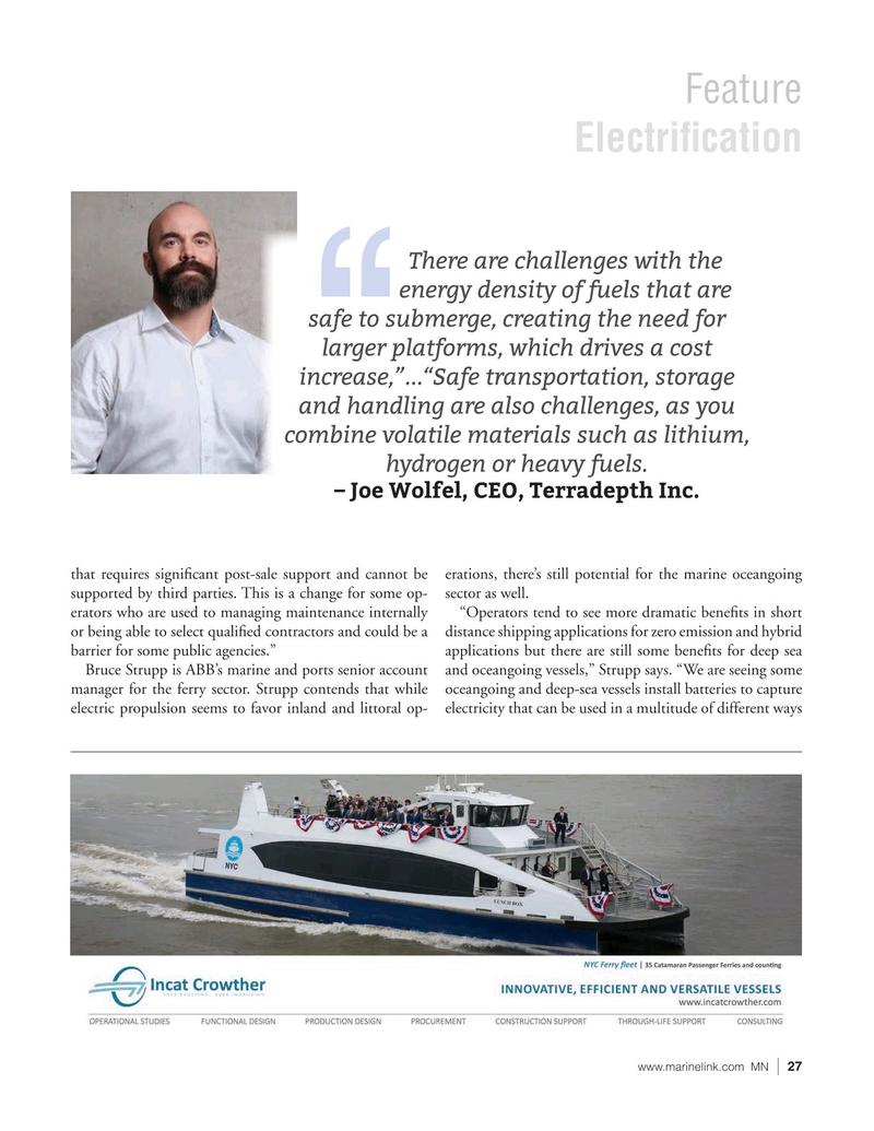 Marine News Magazine, page 27,  Jan 2021