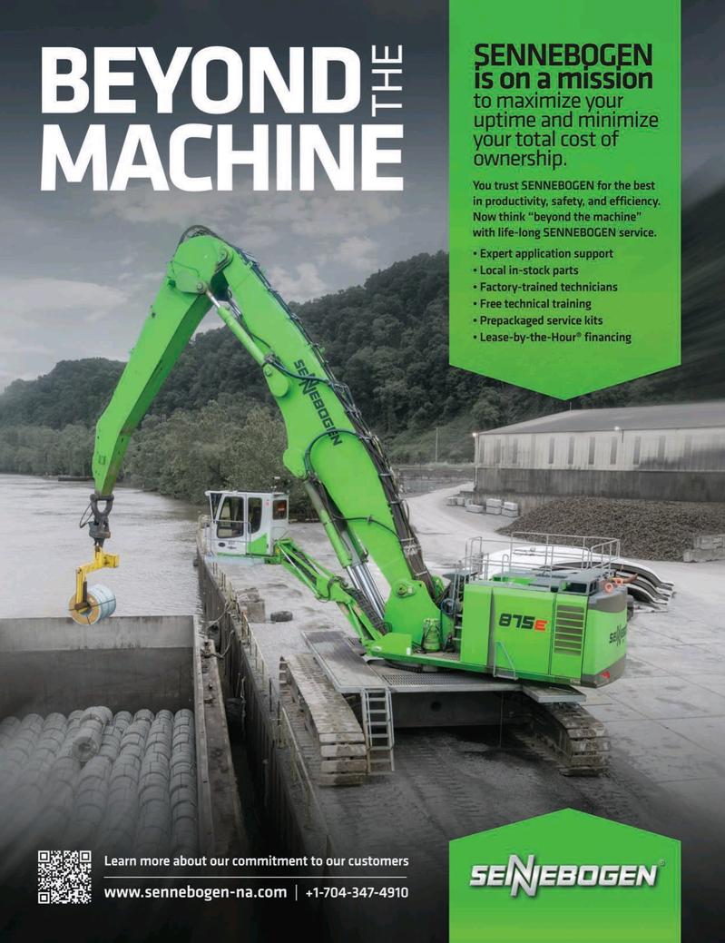 Marine News Magazine, page 9,  May 2021