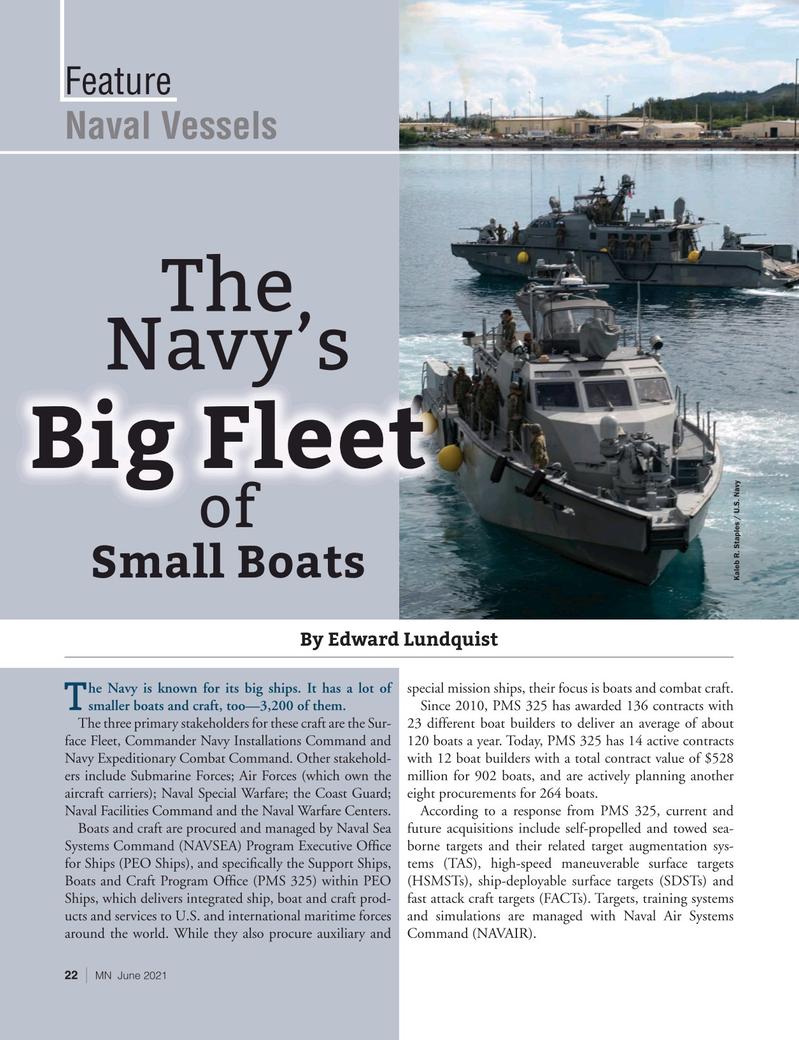 Marine News Magazine, page 22,  Jun 2021