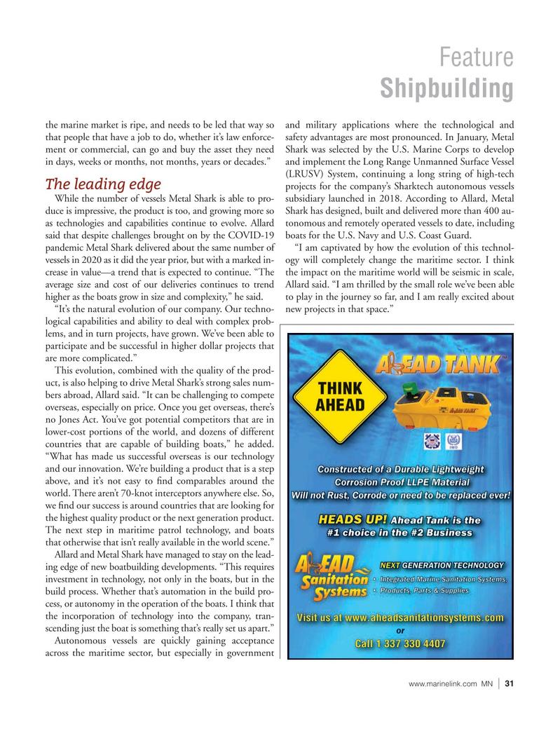 Marine News Magazine, page 31,  Jun 2021