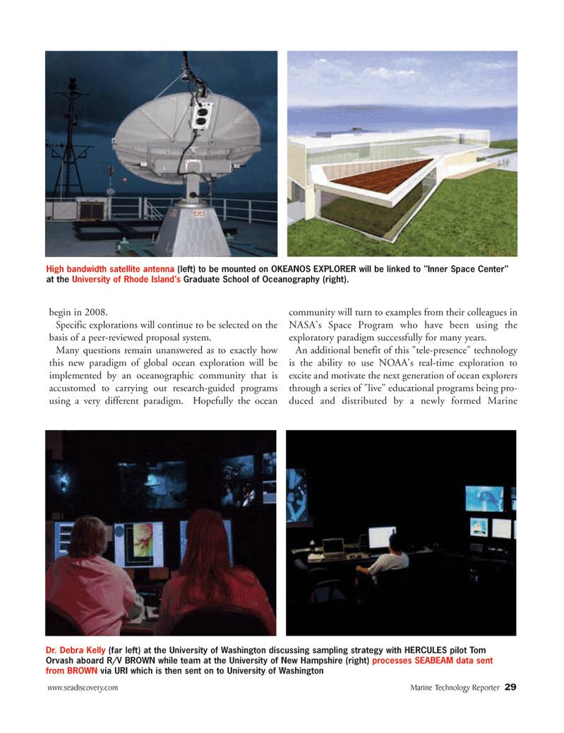 Marine Technology Magazine, page 28,  Mar 2006 Hercules