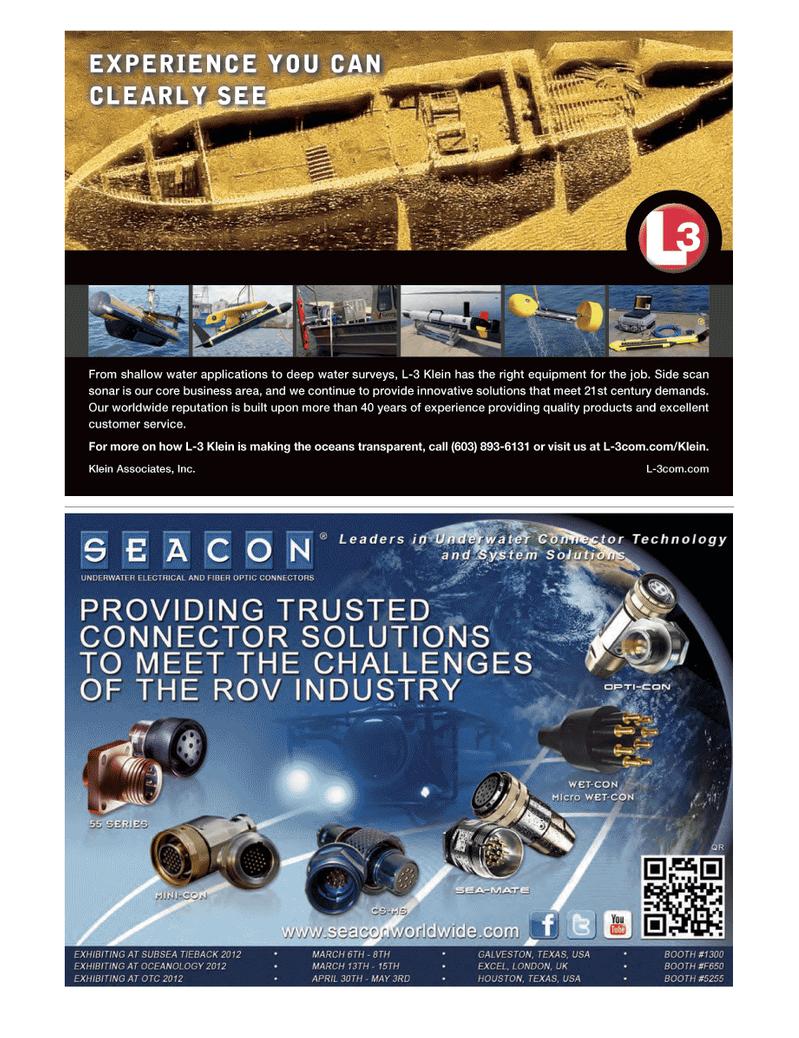 Marine Technology Magazine, page 19,  Mar 2012