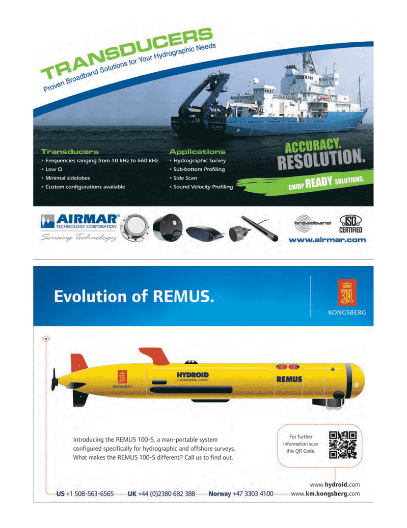 Marine Technology Magazine, page 23,  Mar 2012
