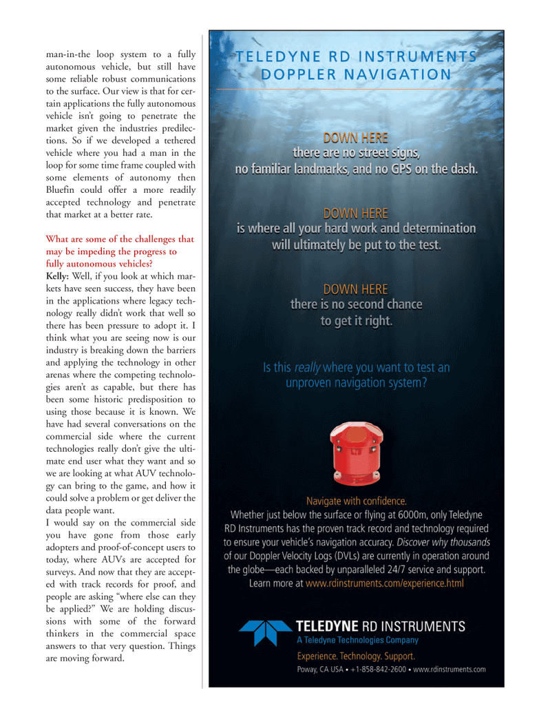Marine Technology Magazine, page 29,  Mar 2012