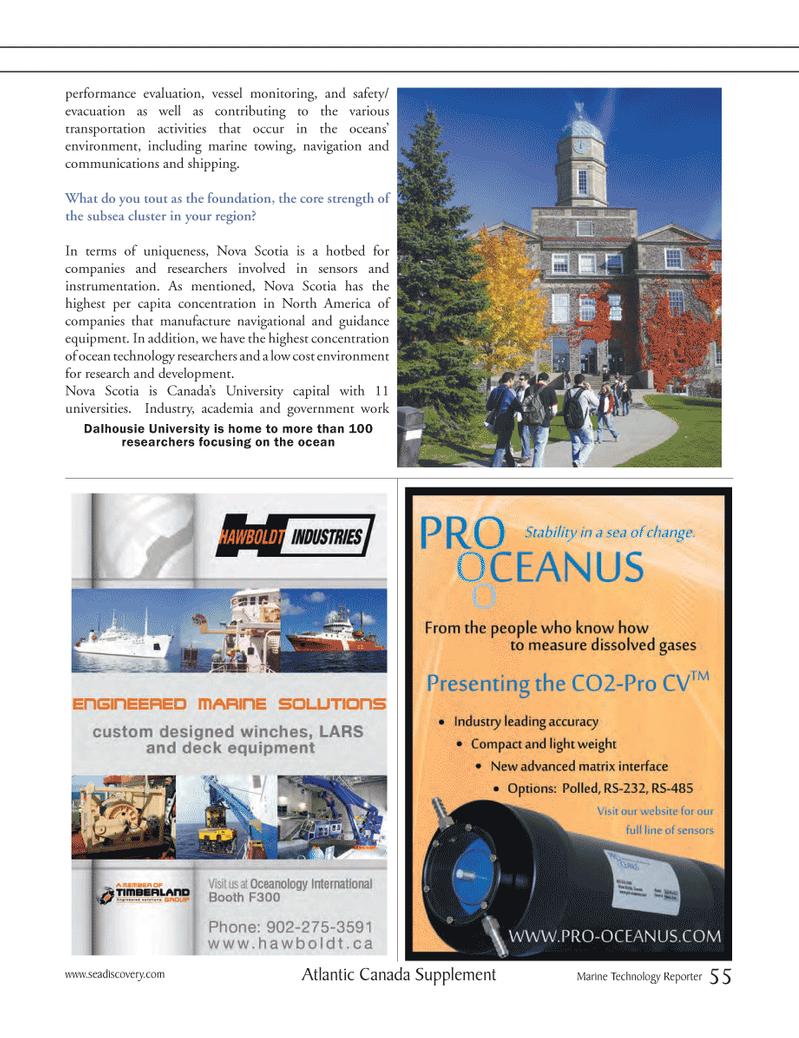 Marine Technology Magazine, page 55,  Mar 2012