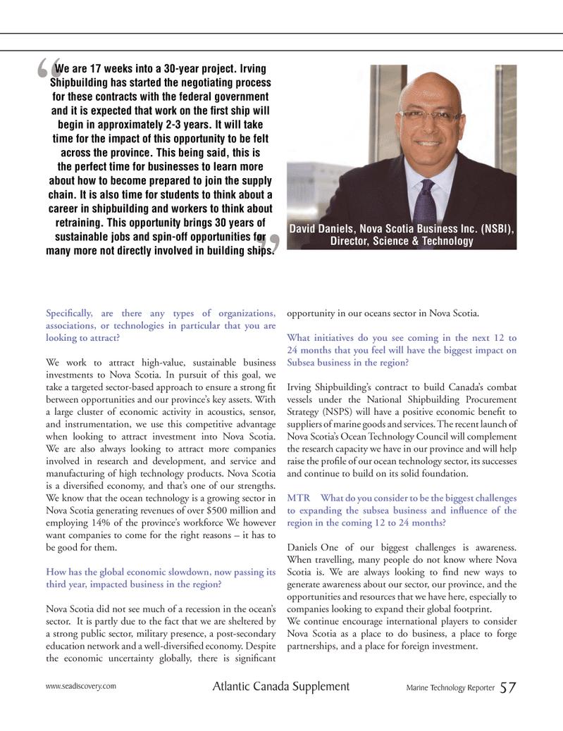 Marine Technology Magazine, page 57,  Mar 2012