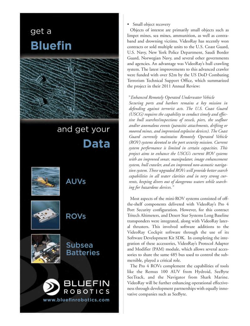 Marine Technology Magazine, page 78,  Mar 2012