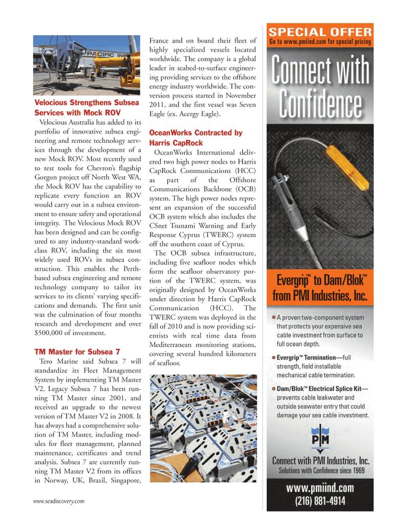 Marine Technology Magazine, page 81,  Mar 2012