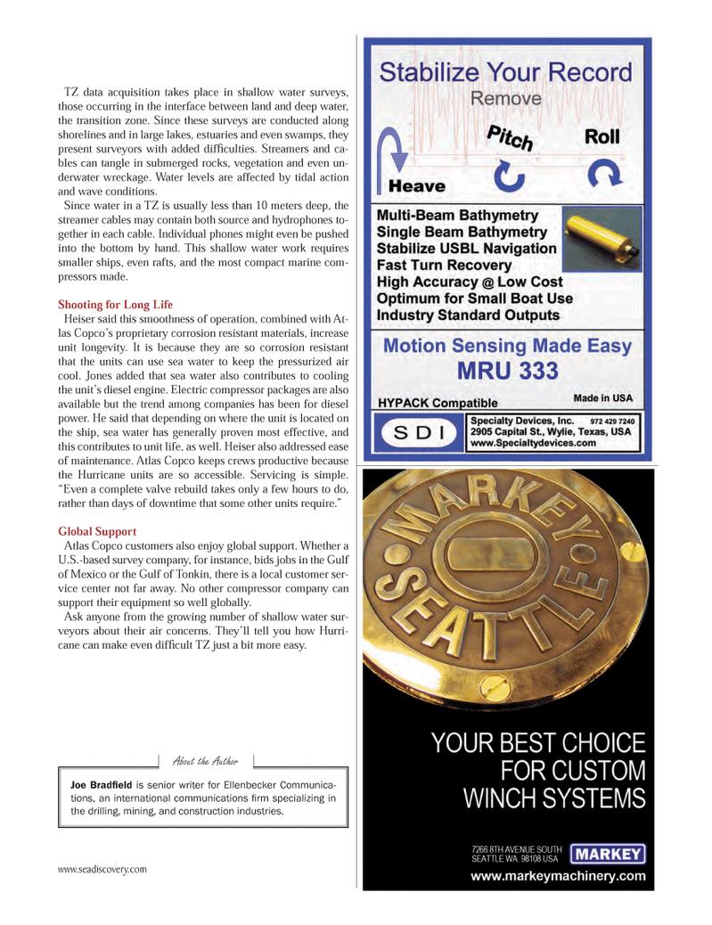 Marine Technology Magazine, page 41,  Jun 2012 Gulf of Tonkin
