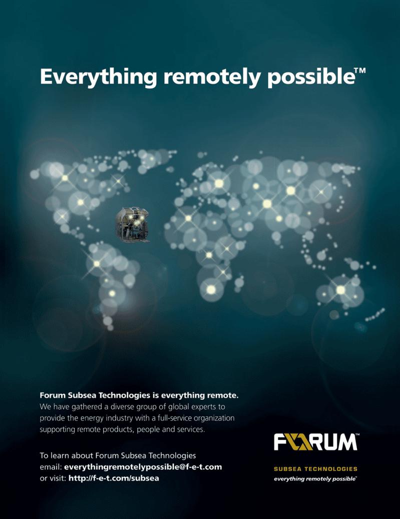 Marine Technology Magazine, page 4th Cover,  Jun 2012