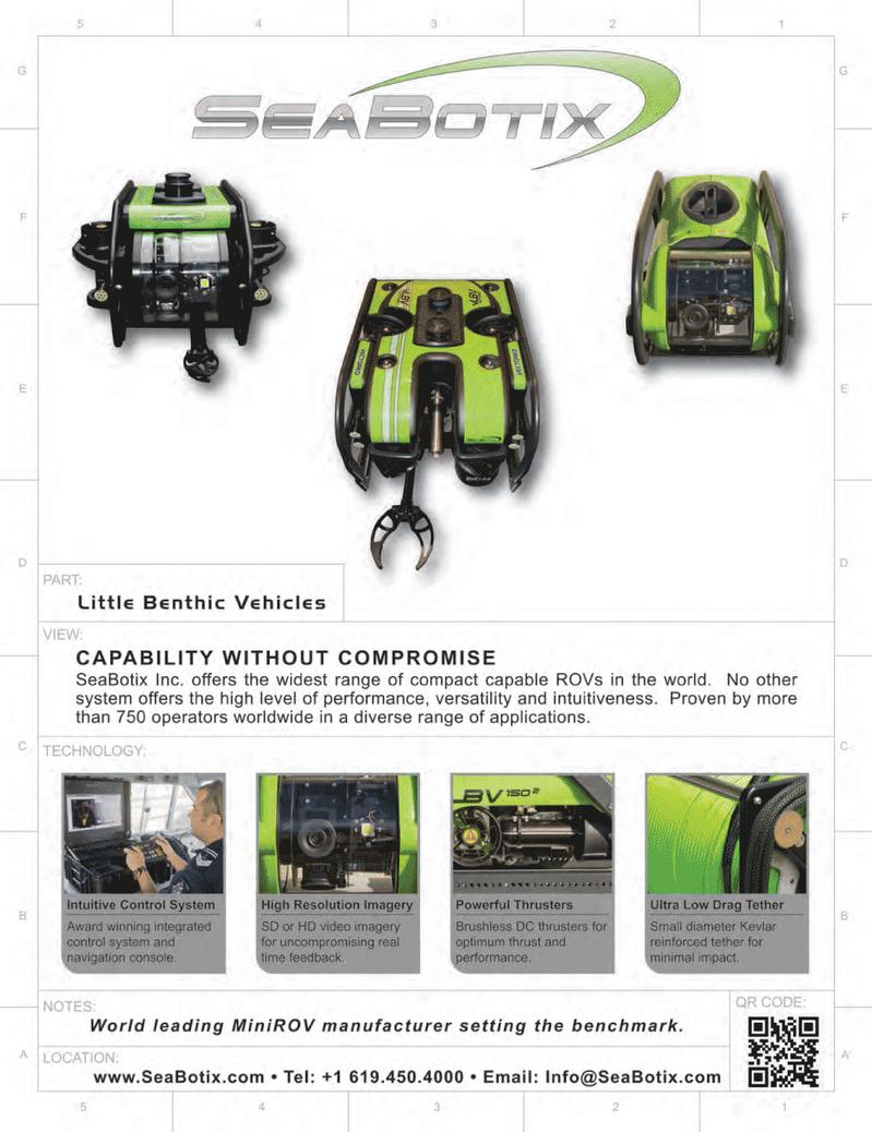 Marine Technology Magazine, page 5,  Jun 2012
