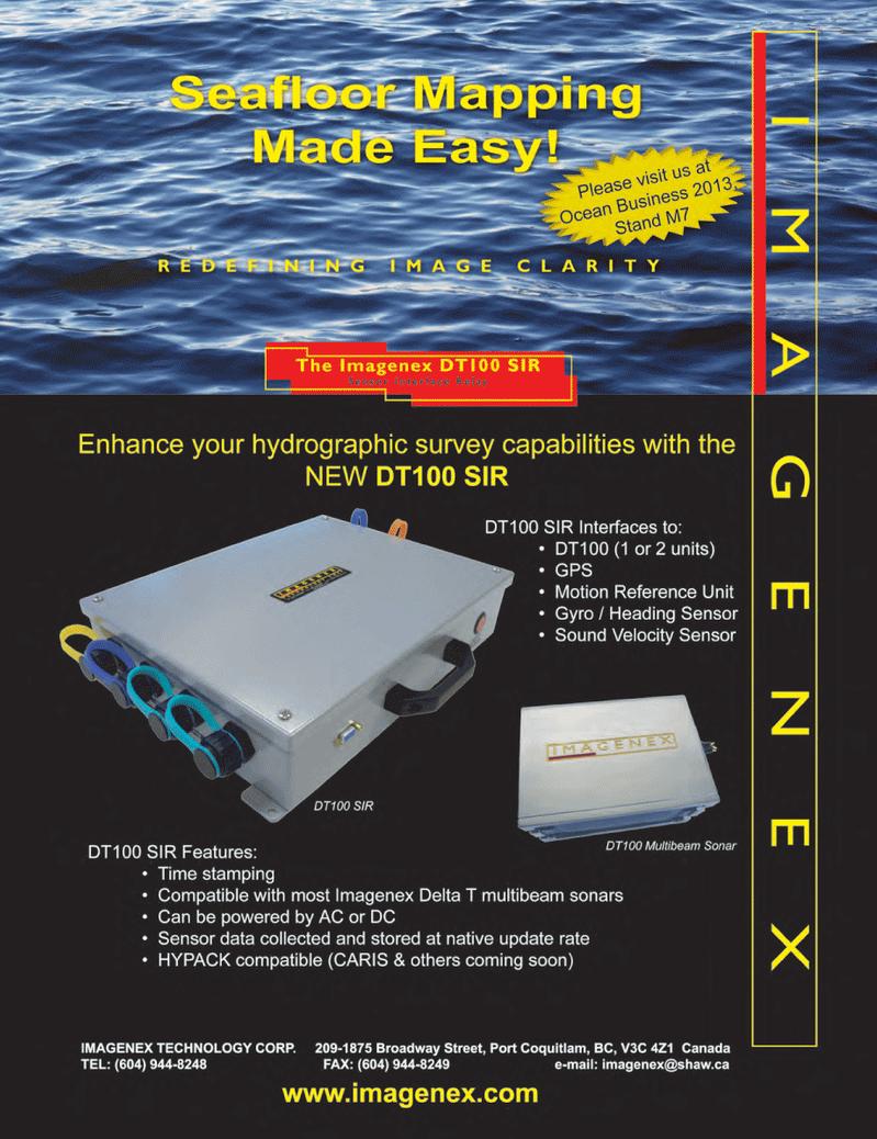 Marine Technology Magazine, page 17,  Mar 2013
