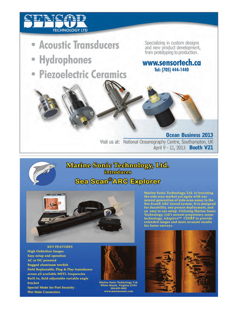 Marine Technology Magazine, page 63,  Mar 2013