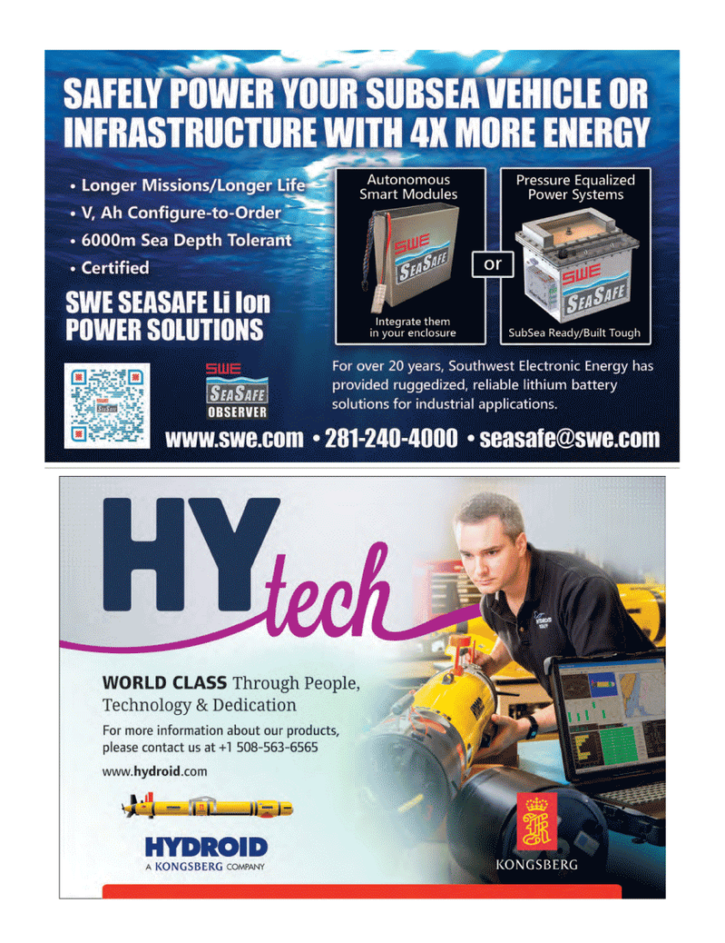 Marine Technology Magazine, page 19,  Jan 2014