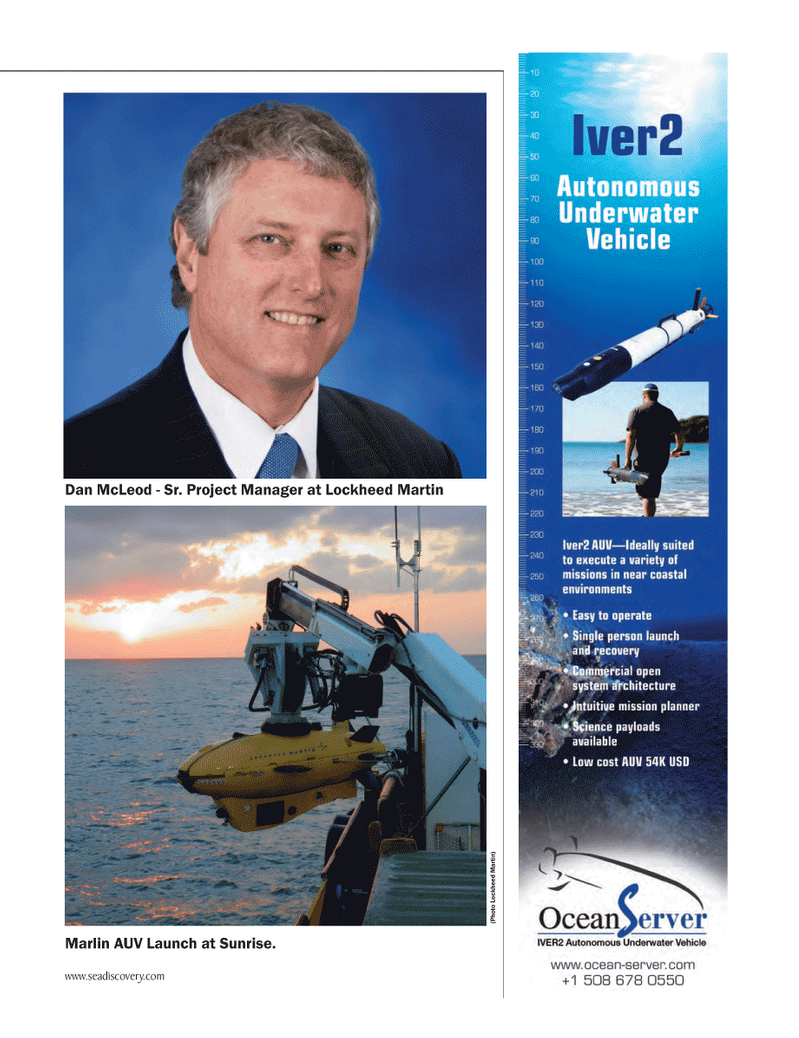Marine Technology Magazine, page 35,  Jan 2014