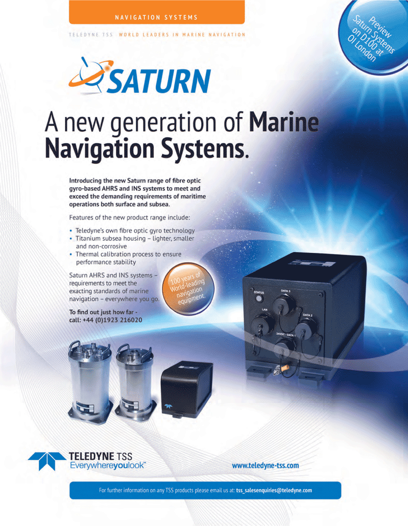 Marine Technology Magazine, page 15,  Mar 2014