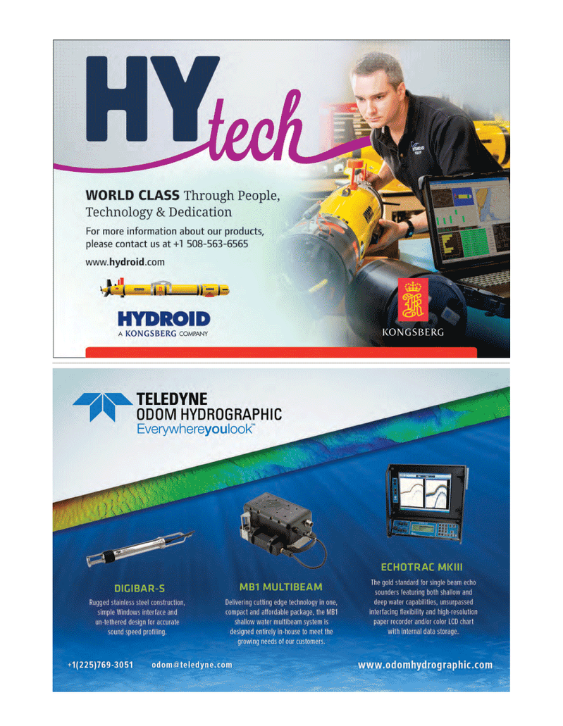 Marine Technology Magazine, page 37,  Mar 2014