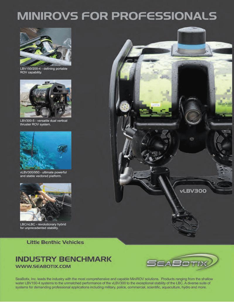 Marine Technology Magazine, page 5,  Mar 2014