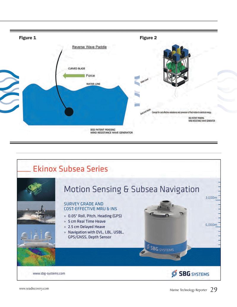 Marine Technology Magazine, page 29,  May 2014