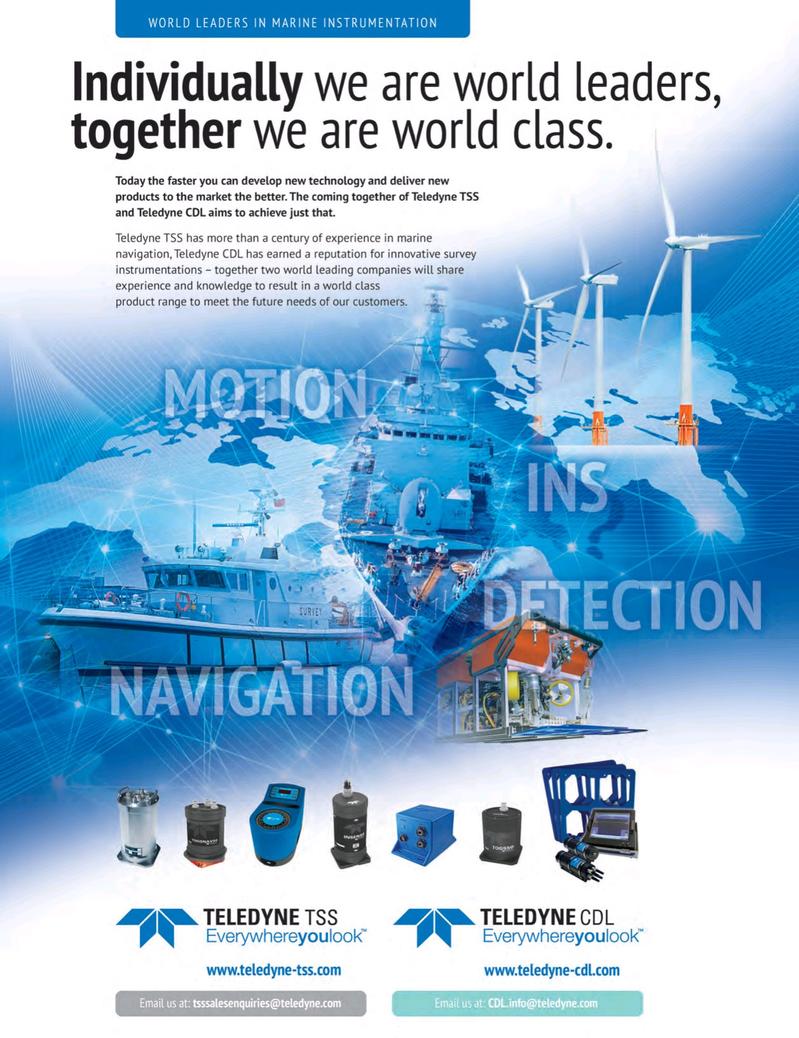 Marine Technology Magazine, page 21,  Mar 2015